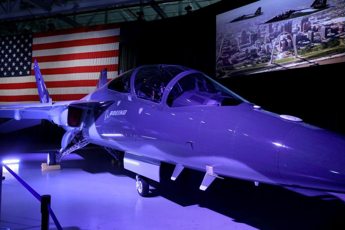 Boeing's Missouri charitable giving totals $12.6 million