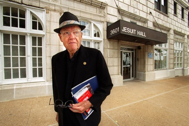 New Book by Jesuit historian Faherty explores influence of Irish in St. louis