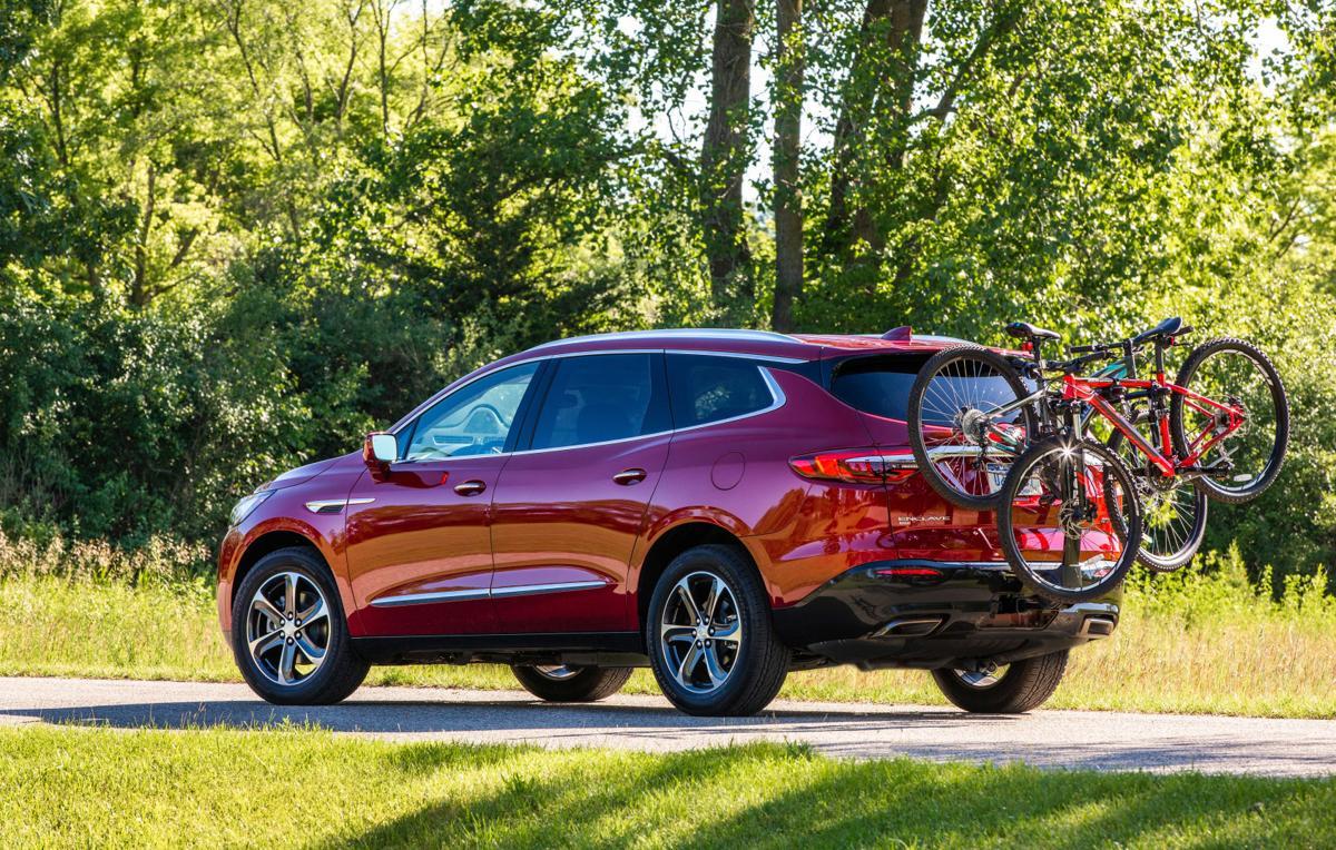2020 Buick Enclave 2