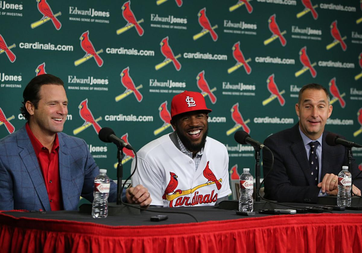 Dexter Fowler signs with Cardinals
