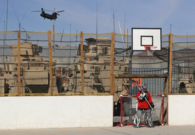 The Missouri Guard serves in Afghanistan