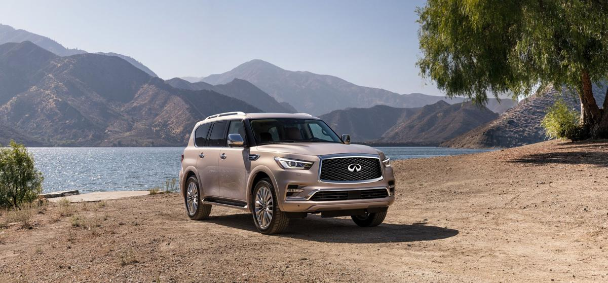 2018 Infiniti QX80 It's amazing what a facelift can do | Automotive