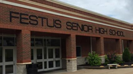 Festus police beef up presence at high school after threat