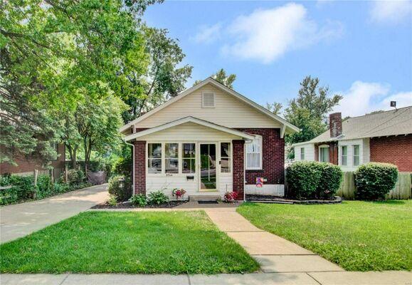 2 Bedroom Home in St Louis - $110,000