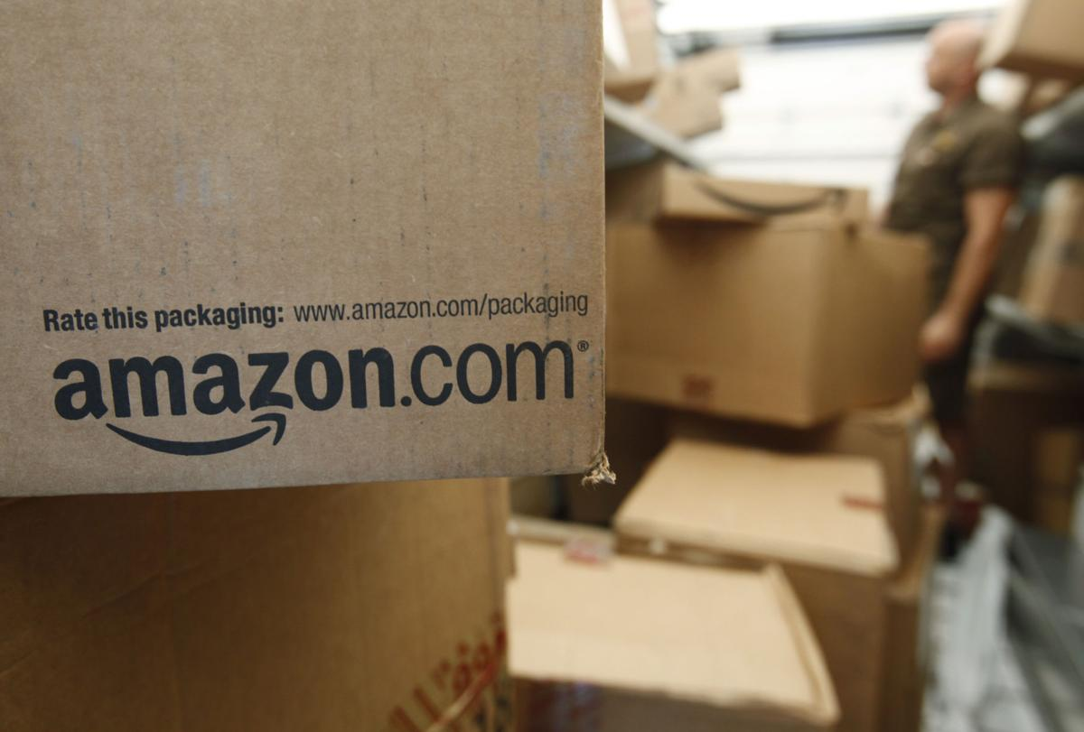 Amazon to begin charging sales tax in Missouri | Business
