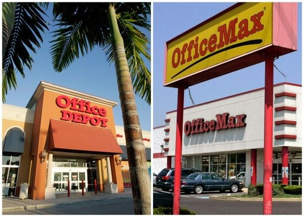 OfficeMax, Office Depot stores in St. Louis, Brentwood closing ...