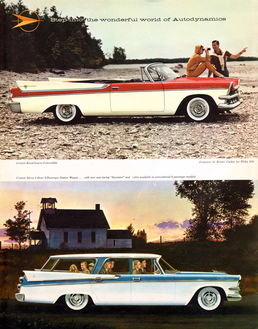 1957 Dodge Royal Lancer 5