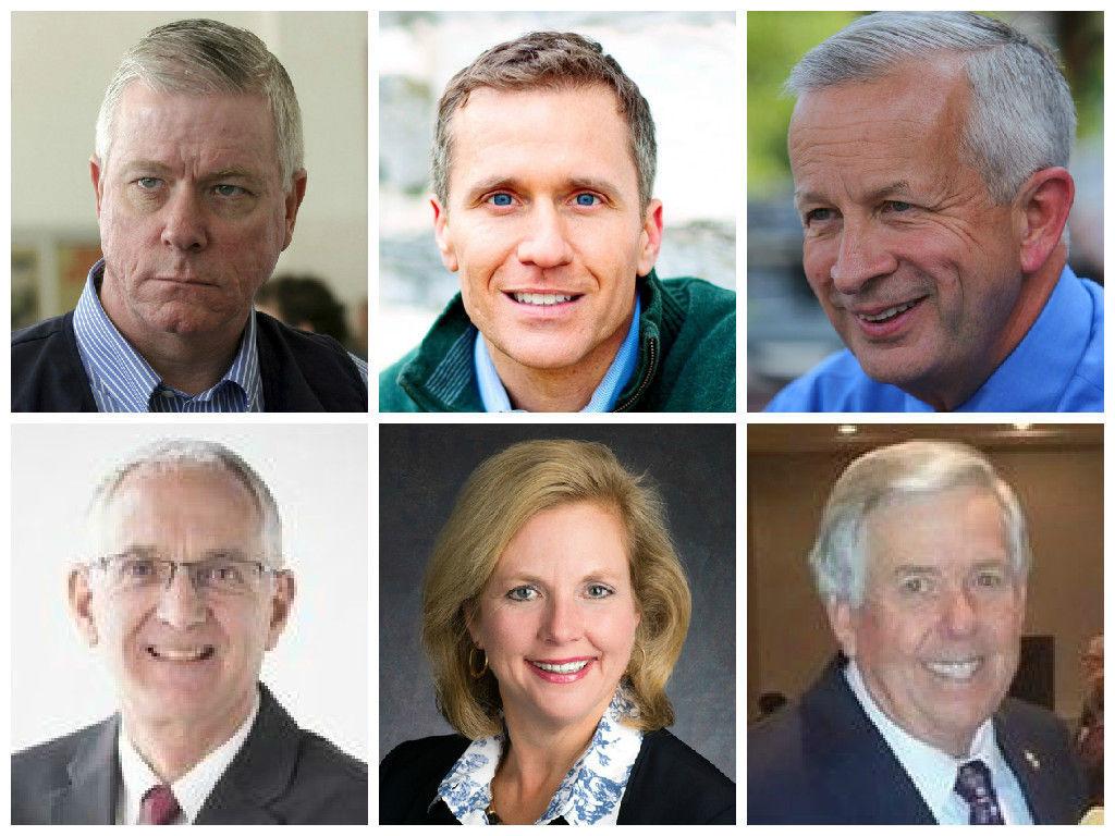 Missouri Republican gubernatorial possibilities
