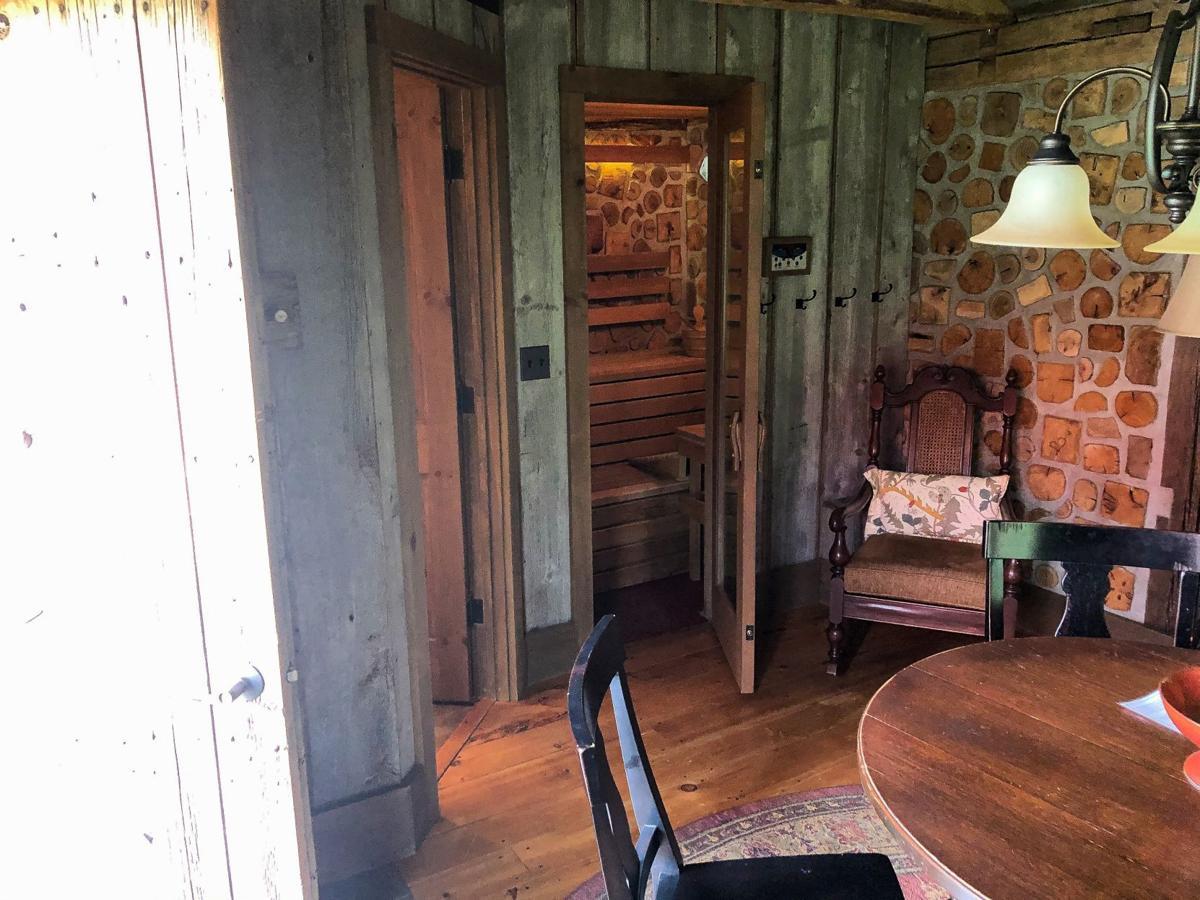 Kohler Travel: Sauna house
