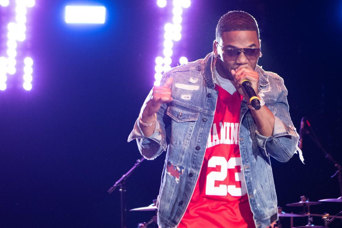 Nelly at Liberty Bank Alton Amphitheater