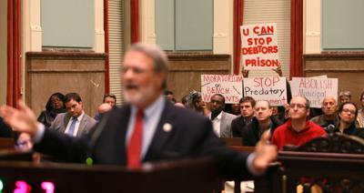 Missouri Supreme Court hearing on municipal court reform