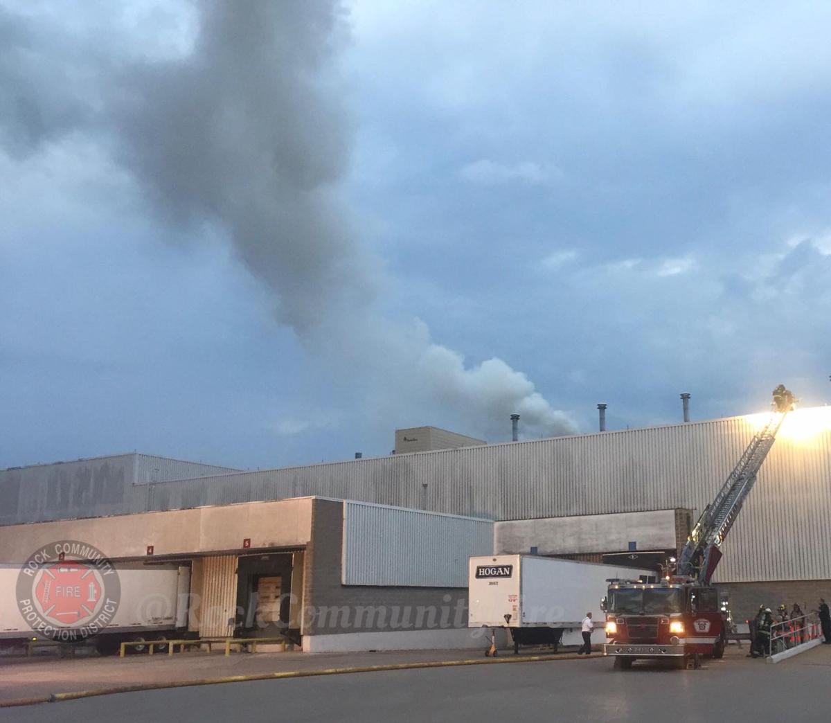 Anheuser Busch Hoping To Get Arnold Can Plant Back Online Quickly After Fire Law And Order Stltoday Com