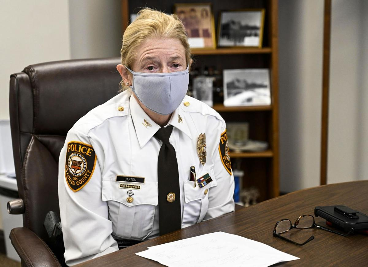 St. Louis County Police Chief discusses results of pilot program to reduce crime in Jennings