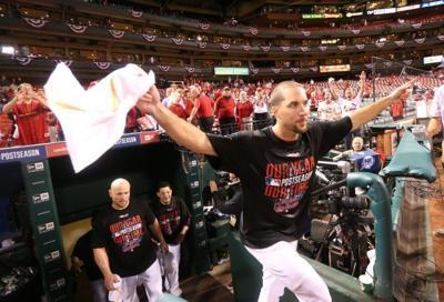 Cardinals v Dodgers NLDS Game 4