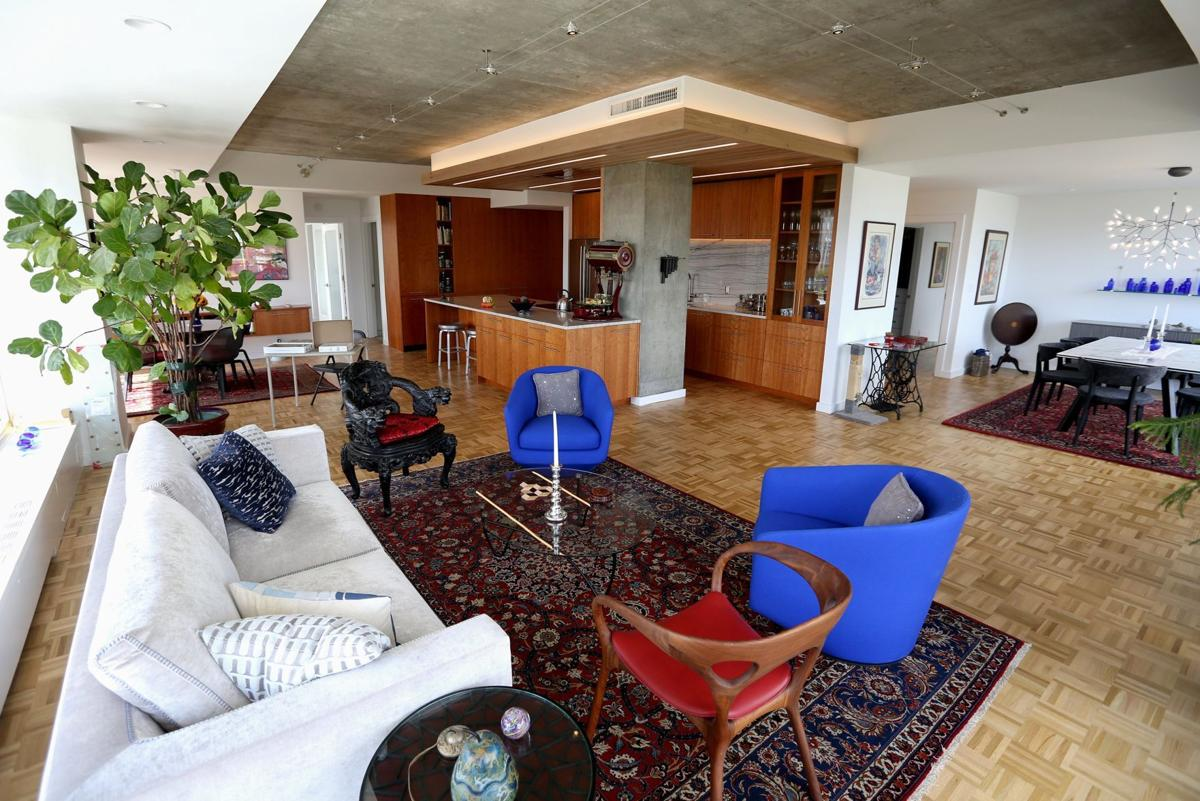 At home with Maxine Stone