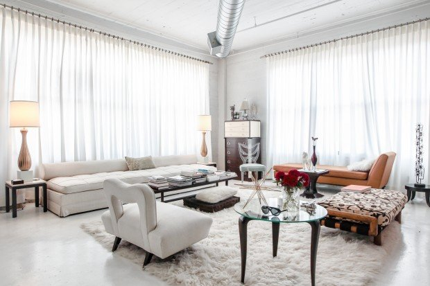 Refresh with modern midcentury furniture lifestyles - How to decorate mid century modern on a budget ...