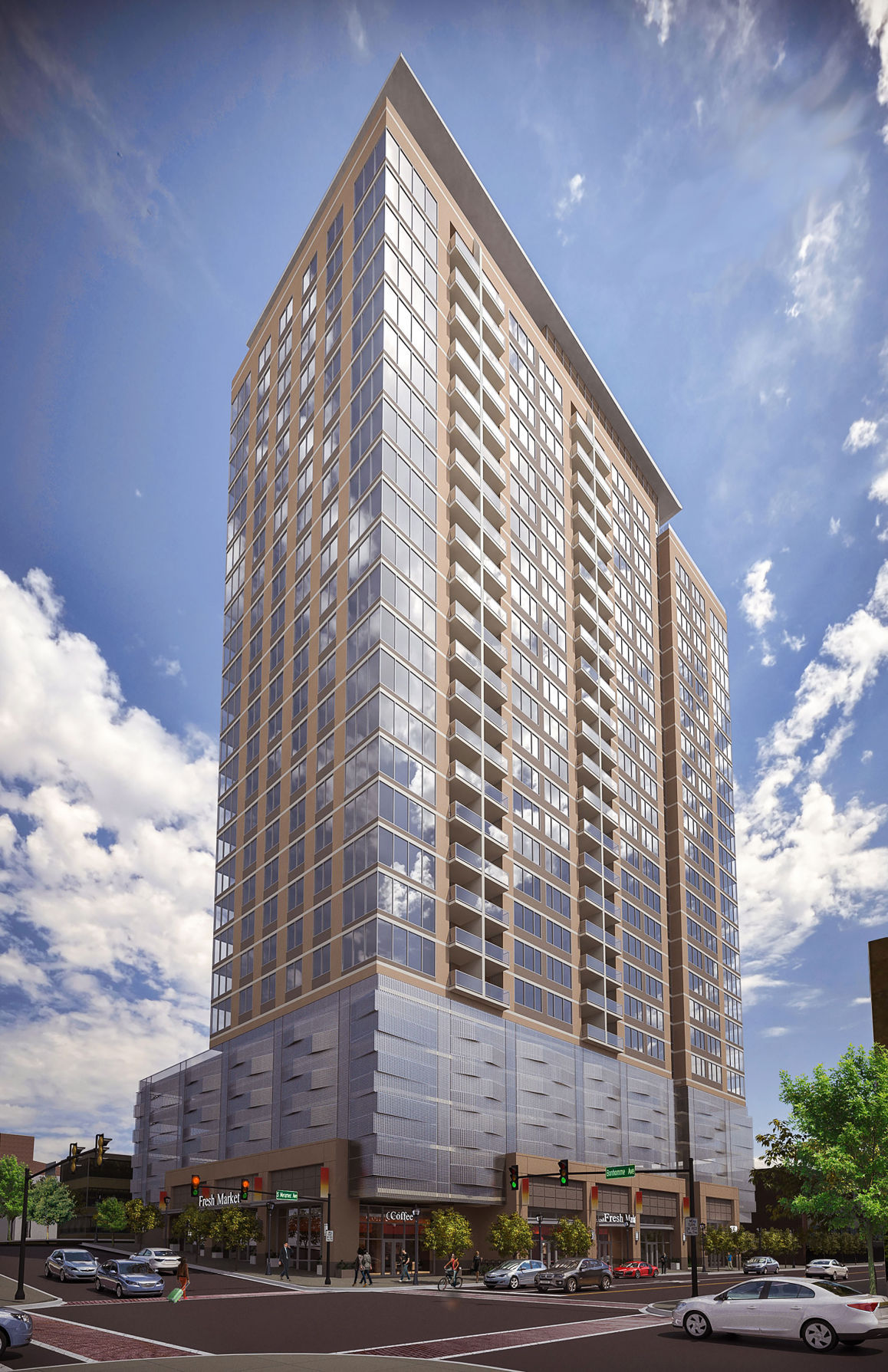 Judge Rules In Clayton S Favor On High Rise S Tax Break Business