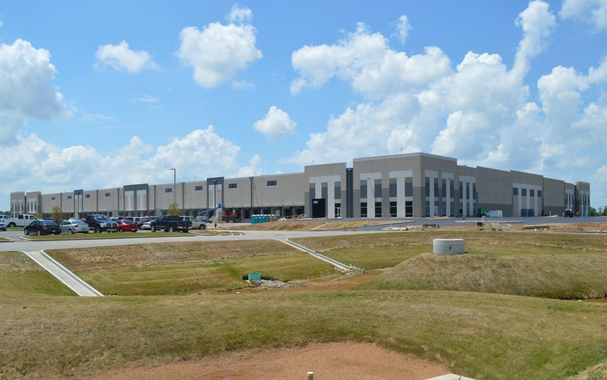 Amazon Hazelwood warehouse