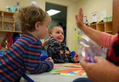 With preschool often out of reach for some, Kirkwood groups