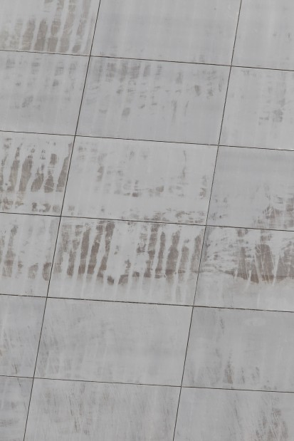 Corrosion on the Gateway Arch