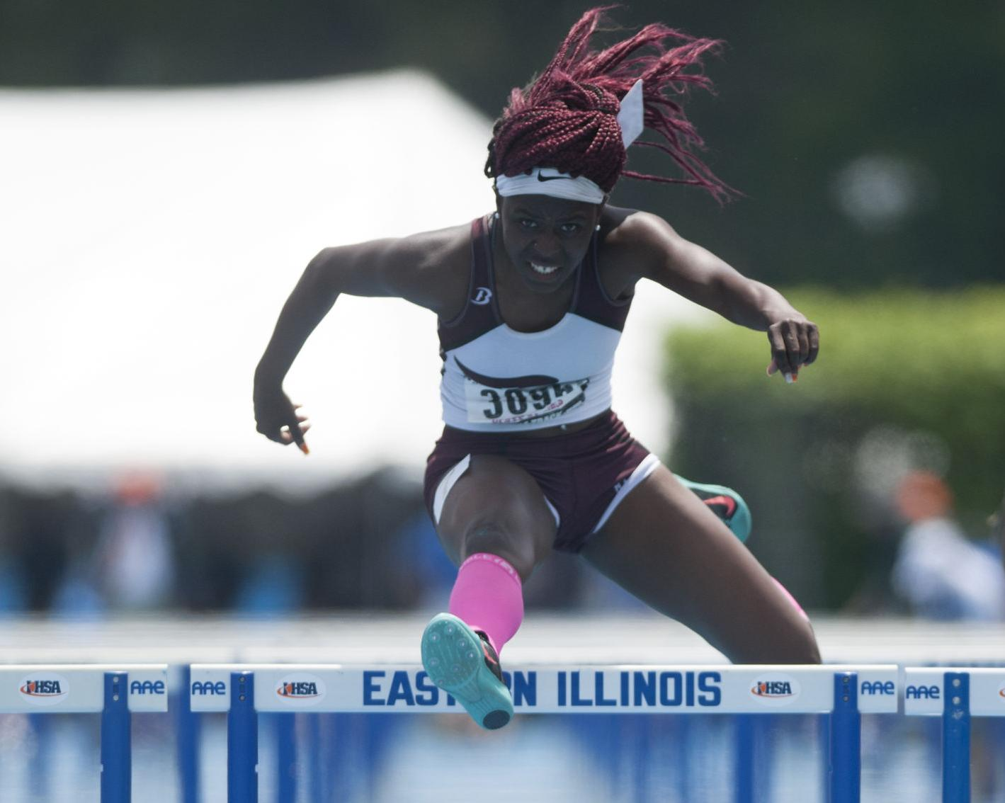 Girls State Track and Field