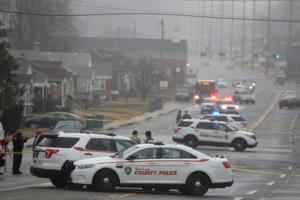 撮影は、北セントルイス郡描重警察の対応