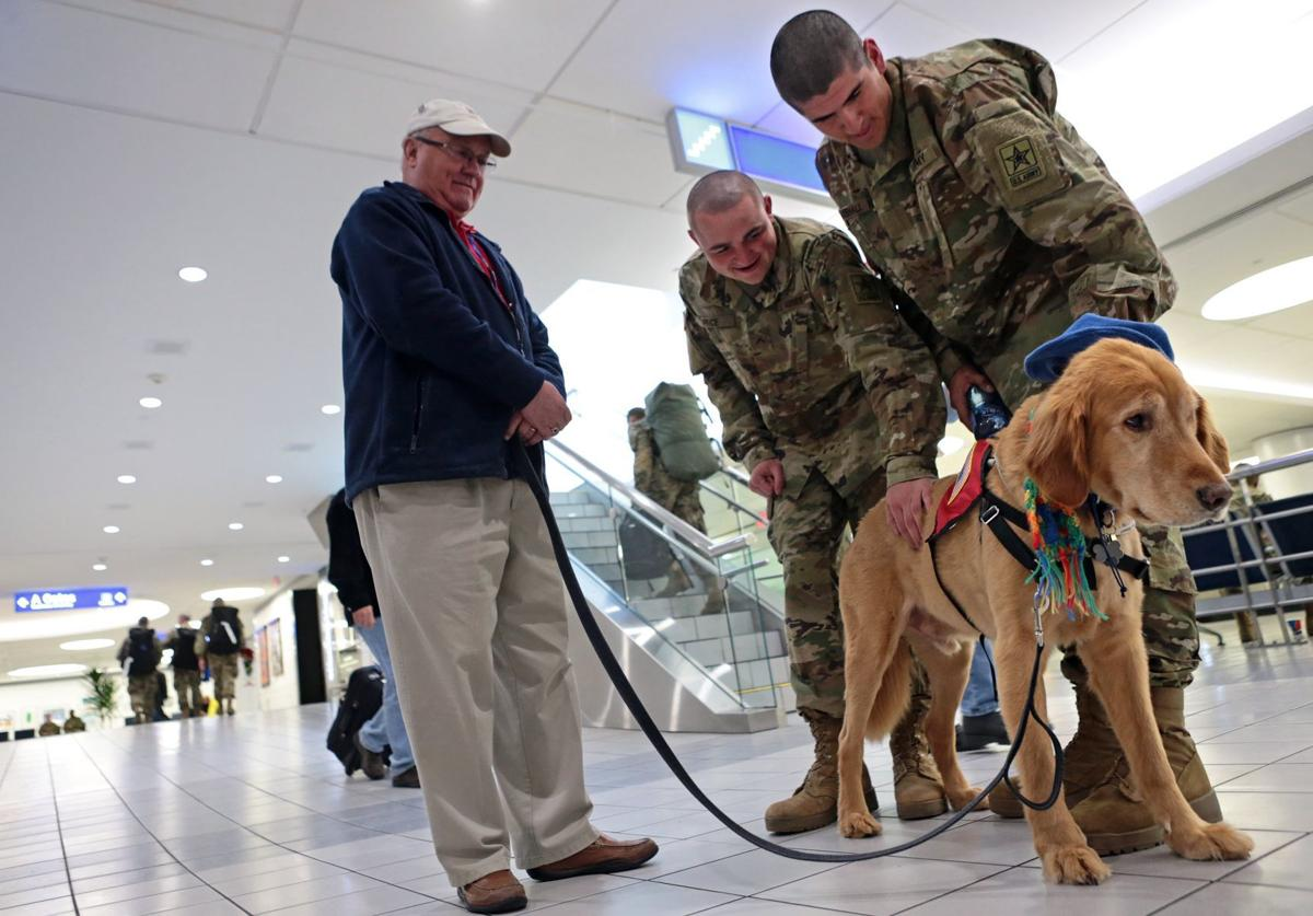 Fort Leonard Wood soldiers go home for the holidays