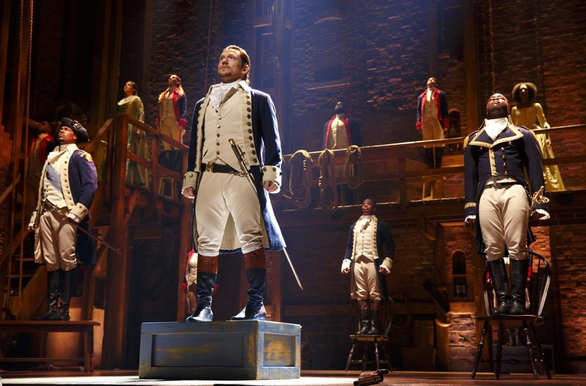'Hamilton,' Chicago cast