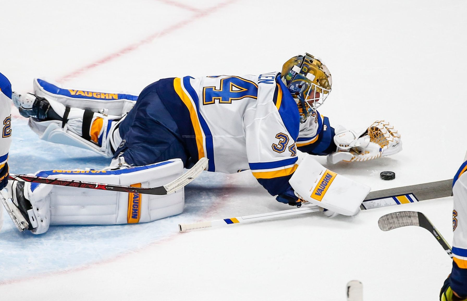 Ortiz: Allen's Failures Top The List Of Reasons Why Blues Missed The Playoffs