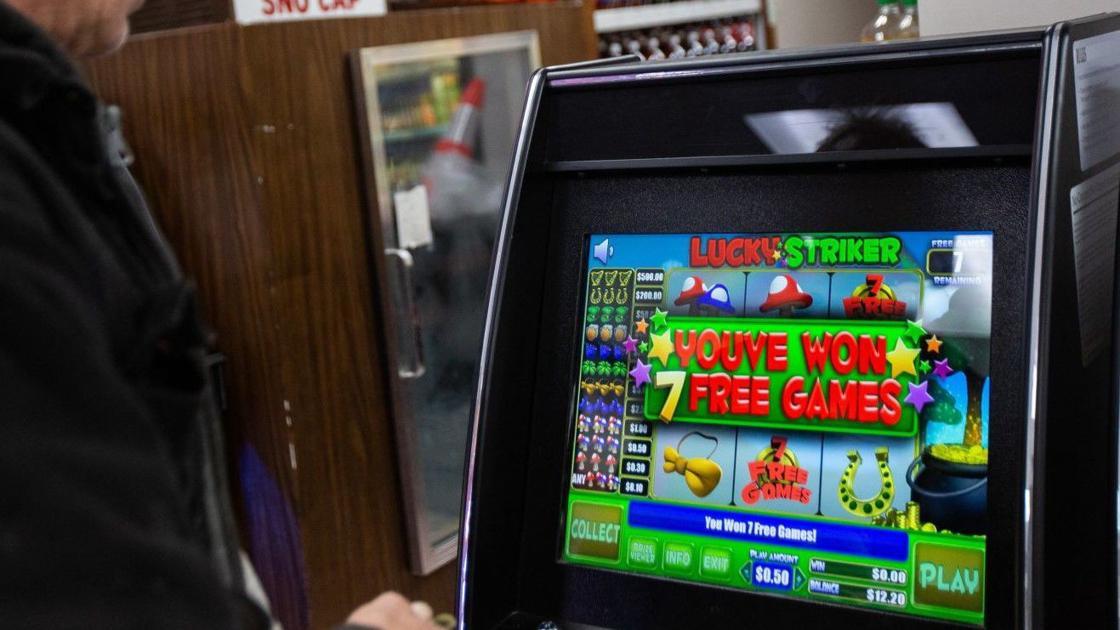 Gaming-Maschinen, die sich über Missouri neue sucht betrifft