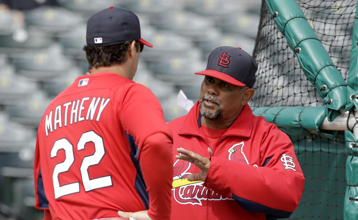 Oquendo and Matheny