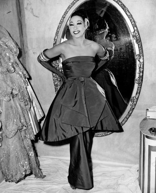 A Look Back • Josephine Baker returns, rips St. Louis' racial discrimination | Metro | stltoday.com