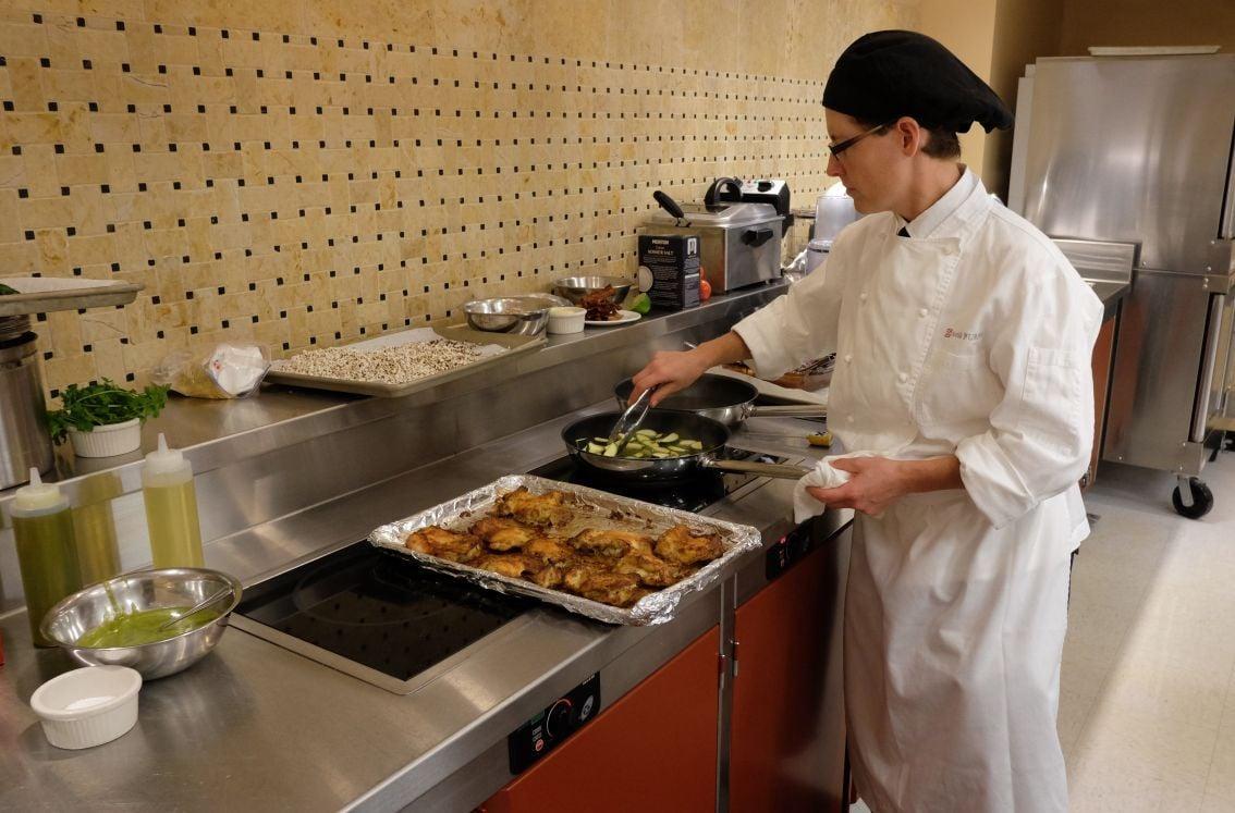 Chef Amanda Hassner