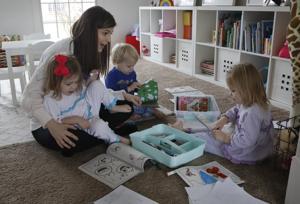 Baby-Agenturen in St. Louis zum Ziel nehmen stress aus der Kinderbetreuung