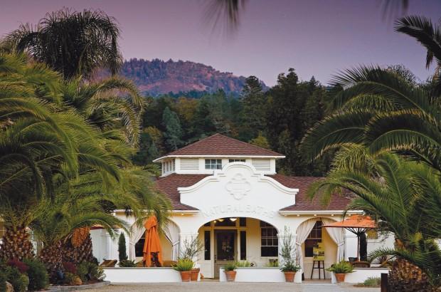 Indian Springs Resort & Spa, Calisotga, California