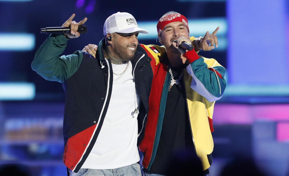Nicky Jam and J Balvin's 'X' tops 2018's songs of the year