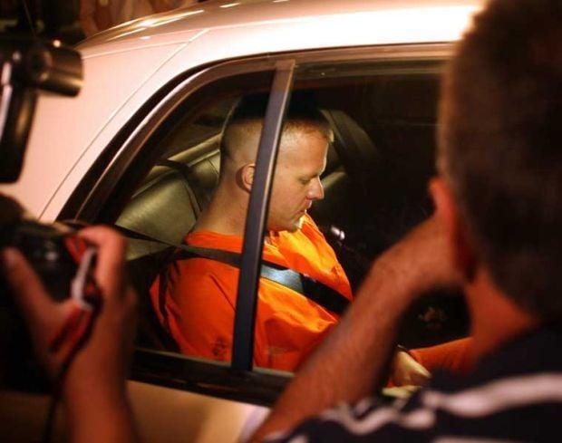 Christopher Coleman arrested