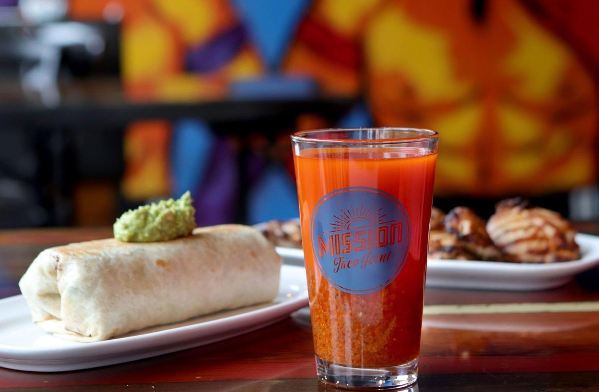 Mission Taco marinade