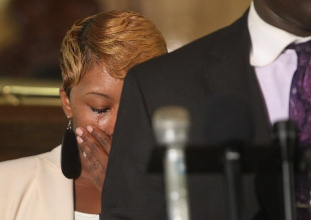 Michael Brown's family seeks justice through lawyer