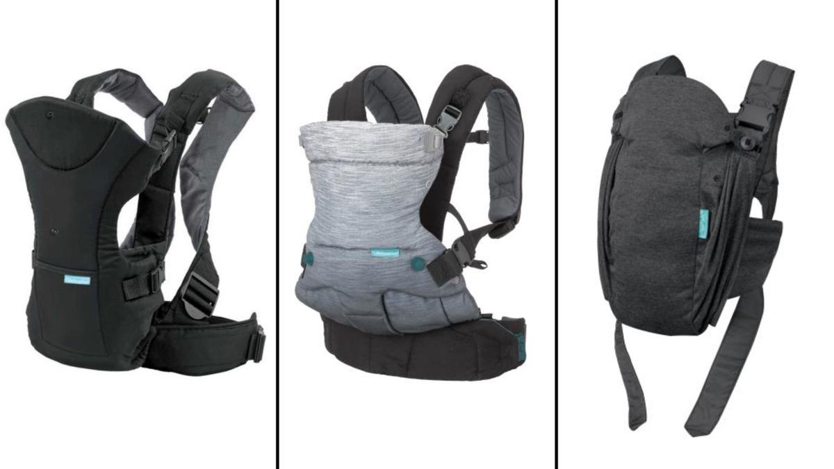 Infantino carrier recall