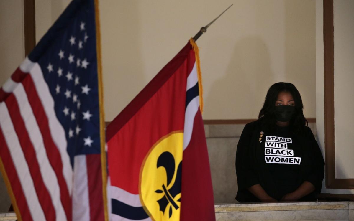 Tishaura Jones sworn in as 47th mayor of St. Louis