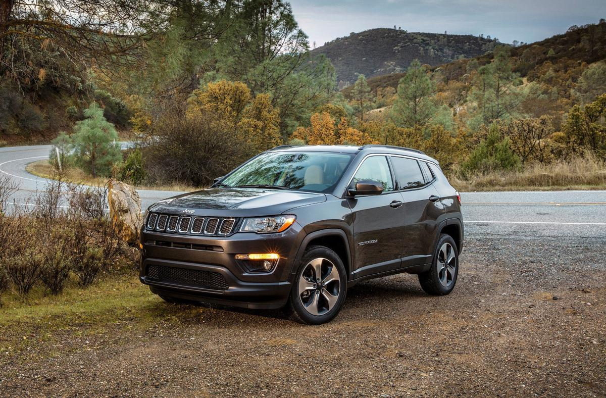 2017 jeep compass generation 2 is comfortable with heritage automotive. Black Bedroom Furniture Sets. Home Design Ideas