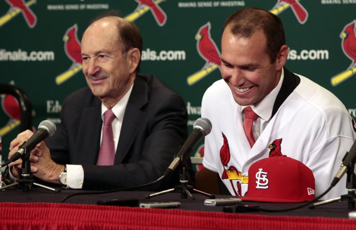 Cardinals introduce Paul Goldschmidt
