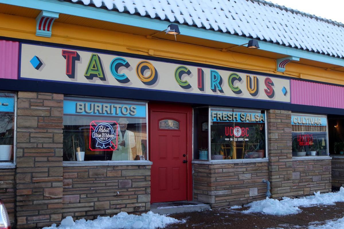 Taco Circus restaurant