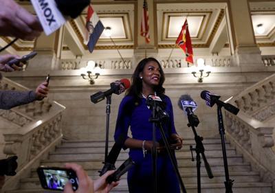 St. Louis Mayor-elect Tishaura Jones hits the ground running