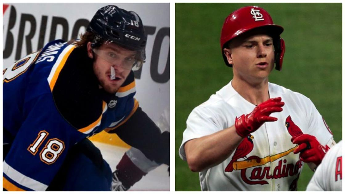 Tyler O'Neill and Robert Thomas: potential cornerstones or intriguing trade chips?