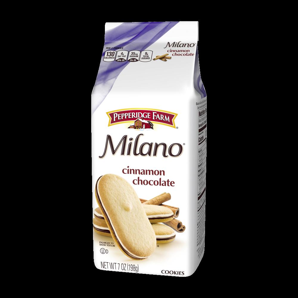 Best Bites: Pepperidge Farm Milano Cinnamon Chocolate Cookies