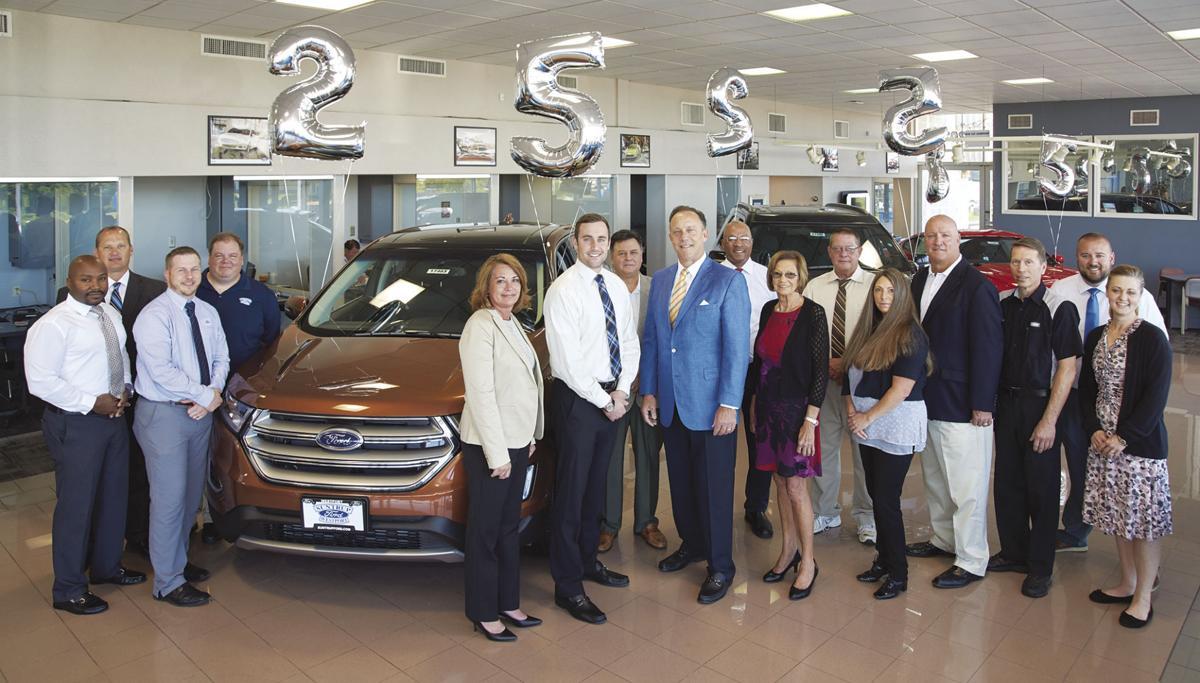 Celebrating 25 Years at Suntrup Ford Westport
