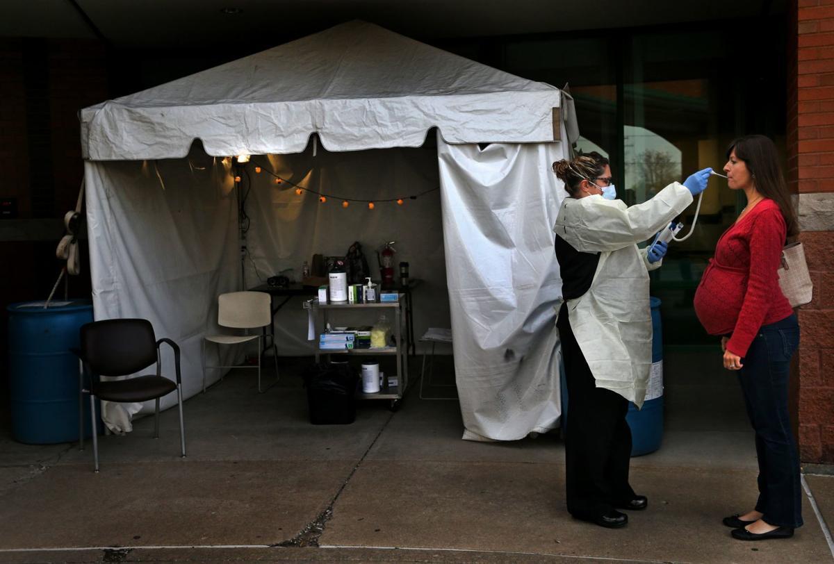 Pregant during the coronavirus pandemic
