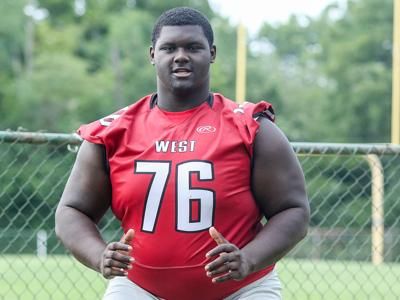 No. 17: Traevon Williams, Hazelwood West, OL
